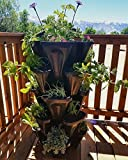 Mr Stacky Large 64 qt. Vertical Garden Planter