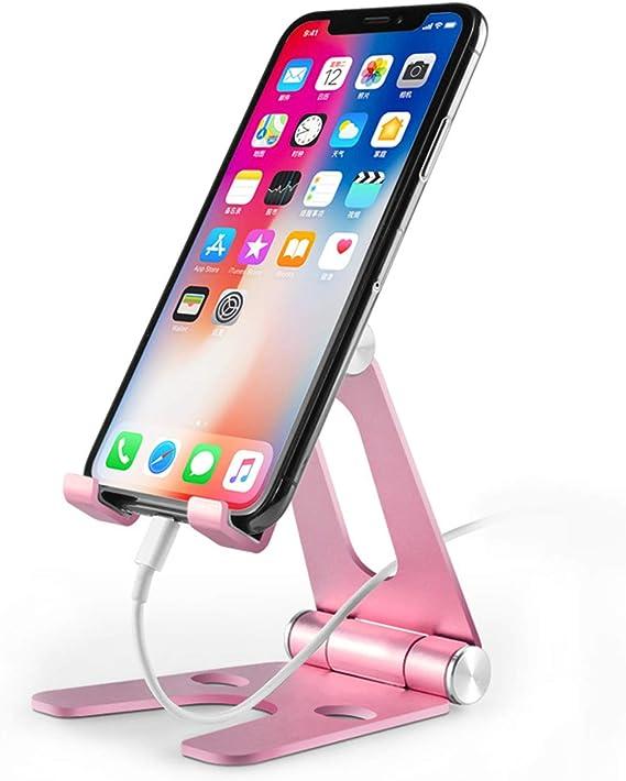 For Tablet// E-Reader Universal Adjustable Multi-Angle Mount Holder Stand