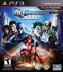 DC Universe Online - Playstation 3