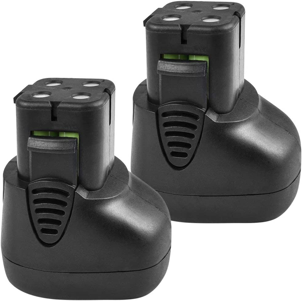 Bonacell 757-01 Battery 2 Pack 7.2 Volt 3000mAh Ni-MH Replacement Battery Compatible with MultiPro Cordless Rotary Tool Models 7700-01 and 7700-02