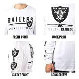 ICER Brands NFL Oakland Raiders Men's T-Shirt