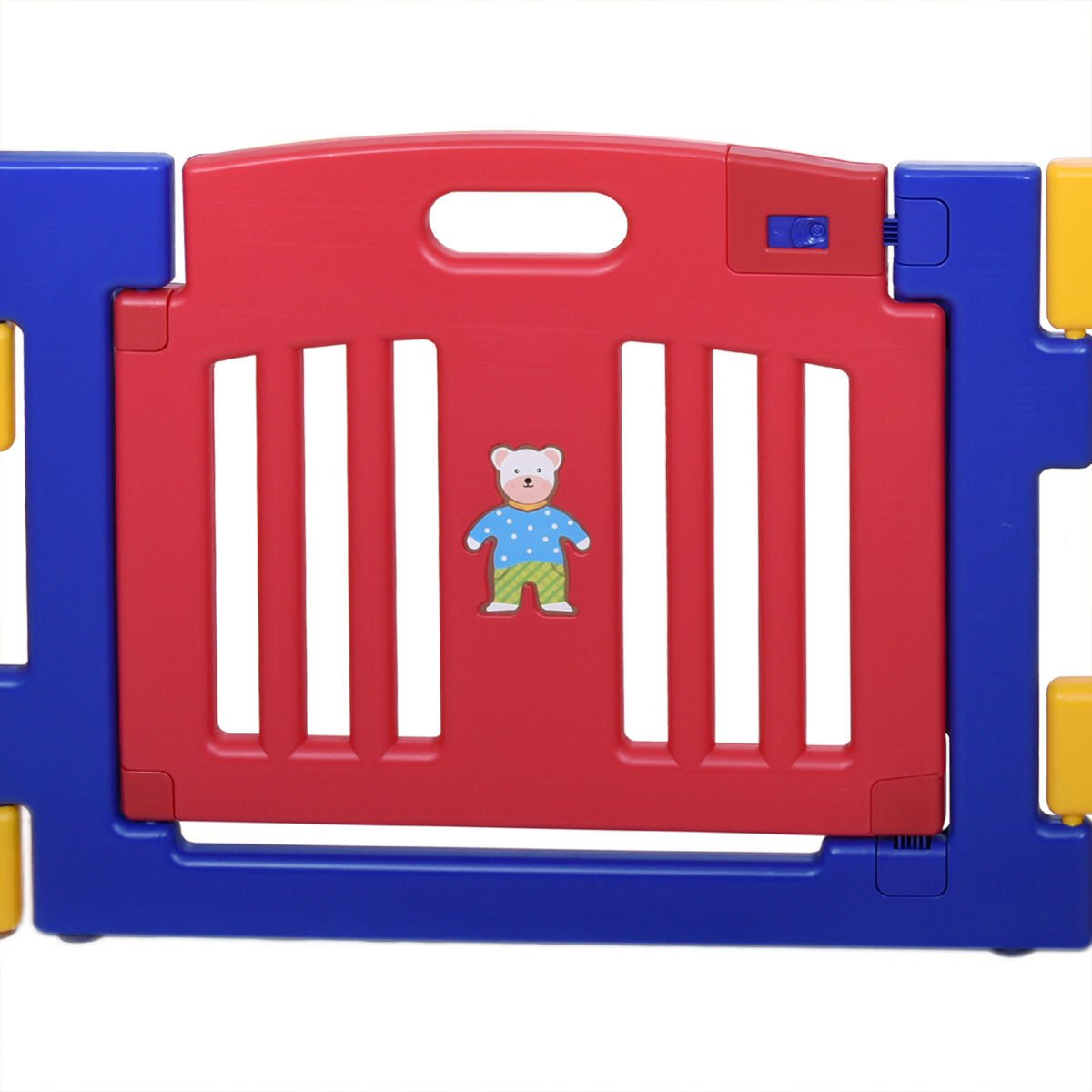 New 8 Panel Safety Play Center Baby Playpen Kids Yard Home Indoor Outdoor Pen by Eade shop (Image #5)