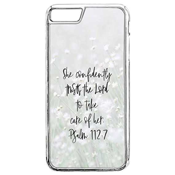 Amazon Com Case For Iphone 8 Christian Quotes Case For Iphone 7