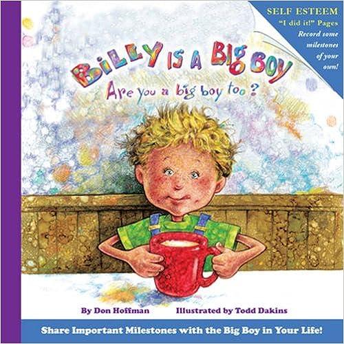 Download Billy is a Big Boy (Billy & Abby) PDF