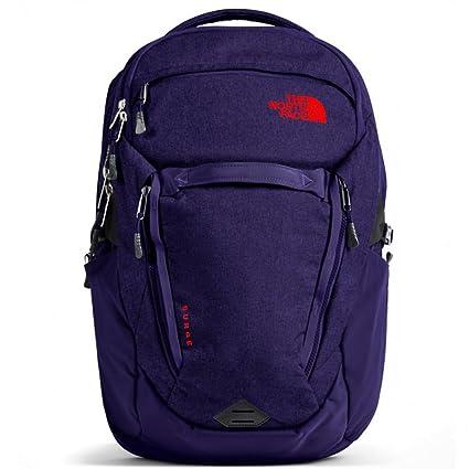 8997fe2f9 Amazon.com: The North Face Women's Surge Backpack Galaxy Purple ...