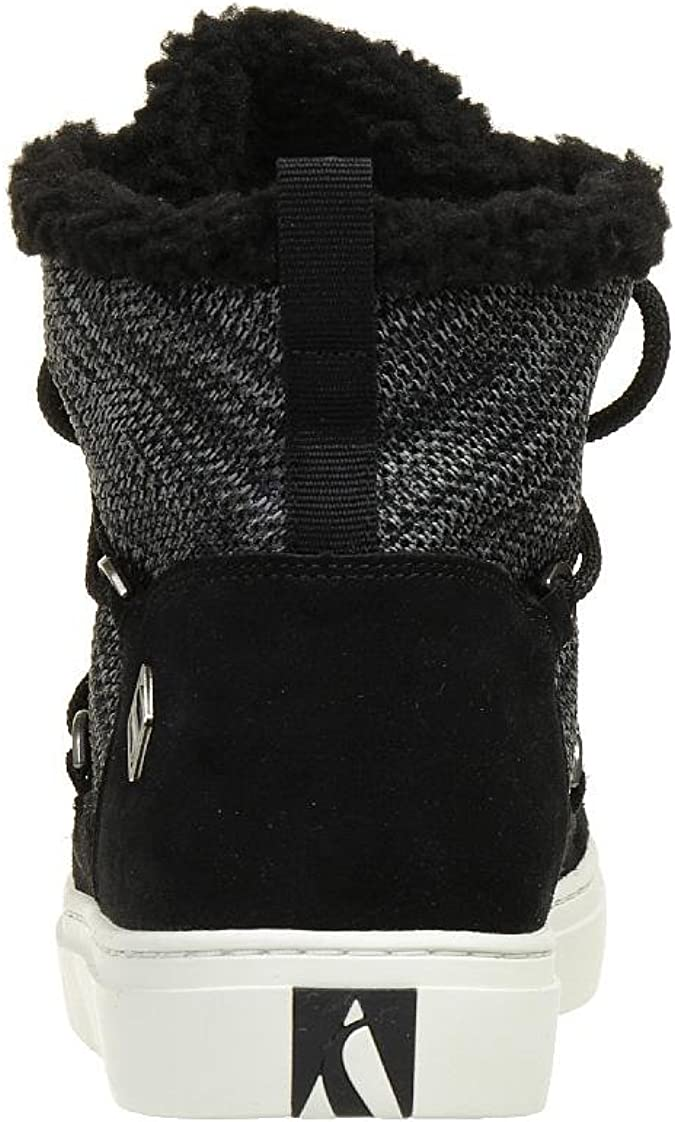 Skechers Side Street 73578 blk, Sneaker Donna: Amazon.it