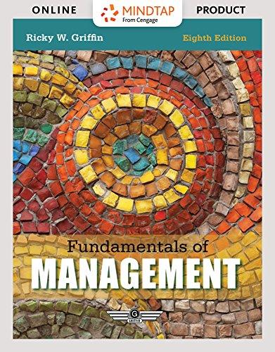 mindtapv20-management-for-griffins-fundamentals-of-management-8th-edition