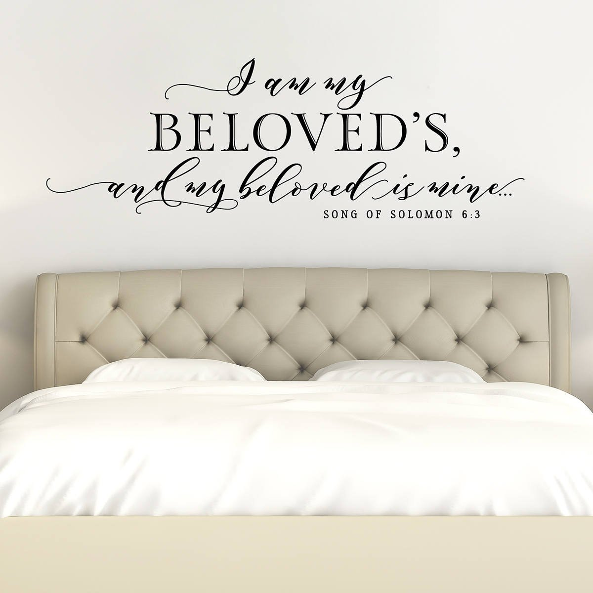 Amazon.com: I Am My Beloved\'S and My Beloved is Mine Master ...