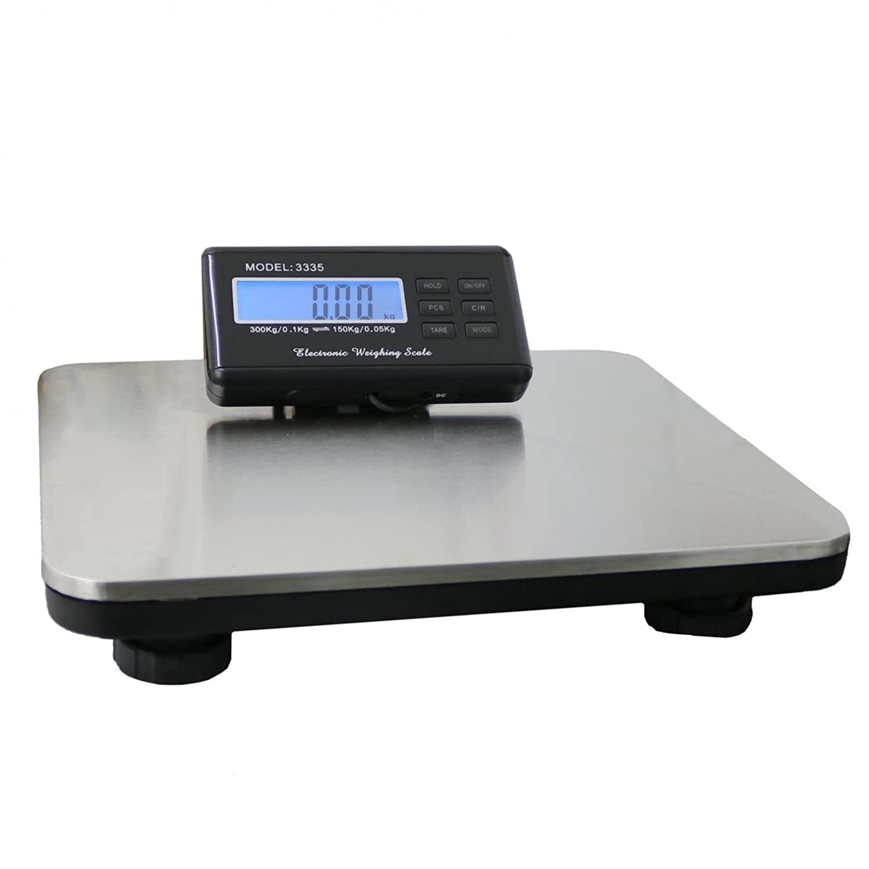 Oypla Heavy Duty Digital Postal Parcel Scales Weighing 150kg/300kg 3335OYP