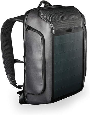 Kingsons Ergonomic Durable Solar Backpack