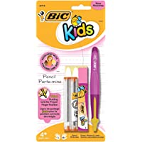 BIC Kids Pencil - Pink Barrel, (1.3 mm), 1-Count