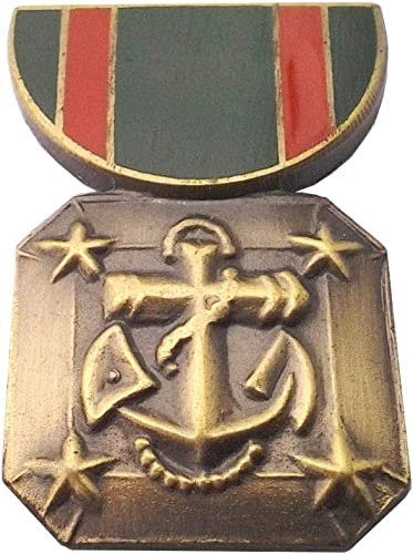 "Gold Tone U.S MARINE CORPS DESERT STORM /'91 USMC Lapel Pin 1/"""