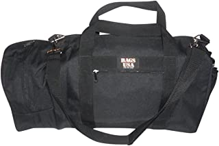 product image for BAGS USA Soccer Bag with Water Bottle Holder,Front Pocket for Cell Phone,Keys Made in U.s.a.