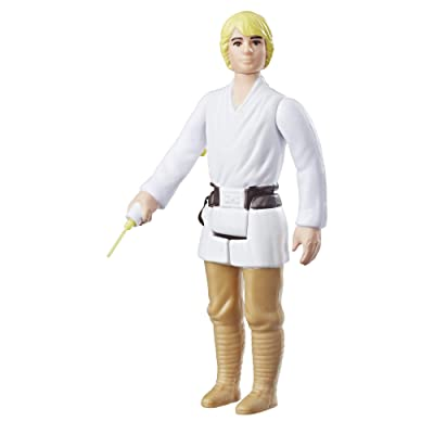 Star Wars Retro Collection 2020 Episode IV: A New Hope Luke Skywalker: Toys & Games