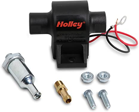 Holley 12-427 Mighty Might Electric Fuel Pump on