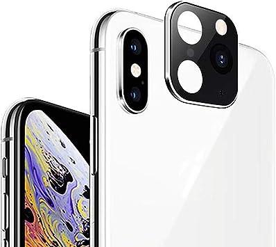 VEVICE Protector Lente para iPhone 11 X/XS/XS Aleación Resistente ...