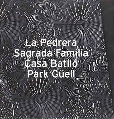 Descargar Libro Pedrera, Sagrada Família, Casa Batlló, Park Güell - Pack Gaudí S4 Castellano Vv. Aa