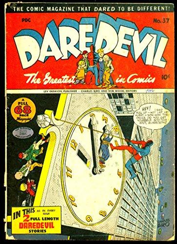 Daredevil Comics #37 GD+ 2.5