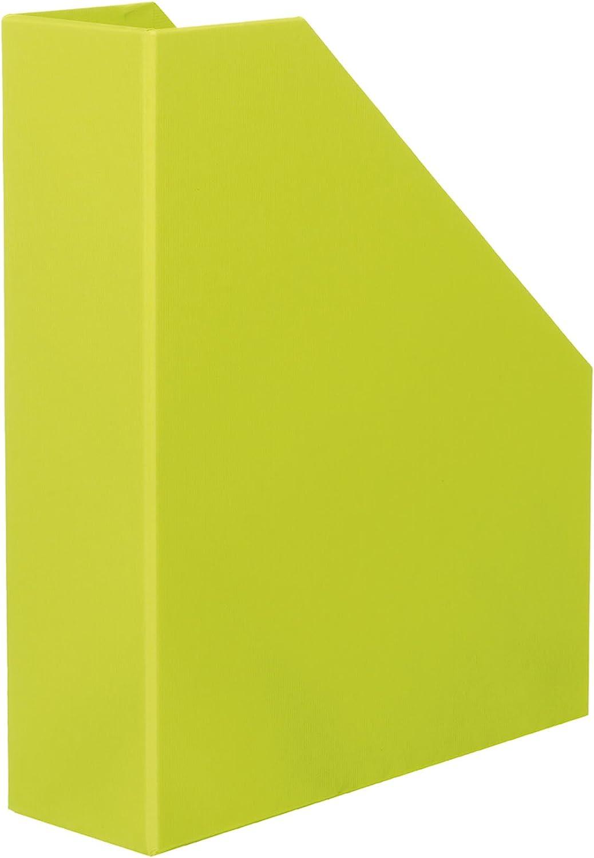 Rossler Soho A4 85mm Magazine Box Green