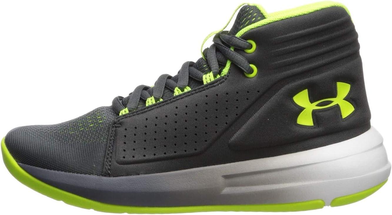 Under Armour Grade School Torch Mid Zapatos de Baloncesto para Ni/ños