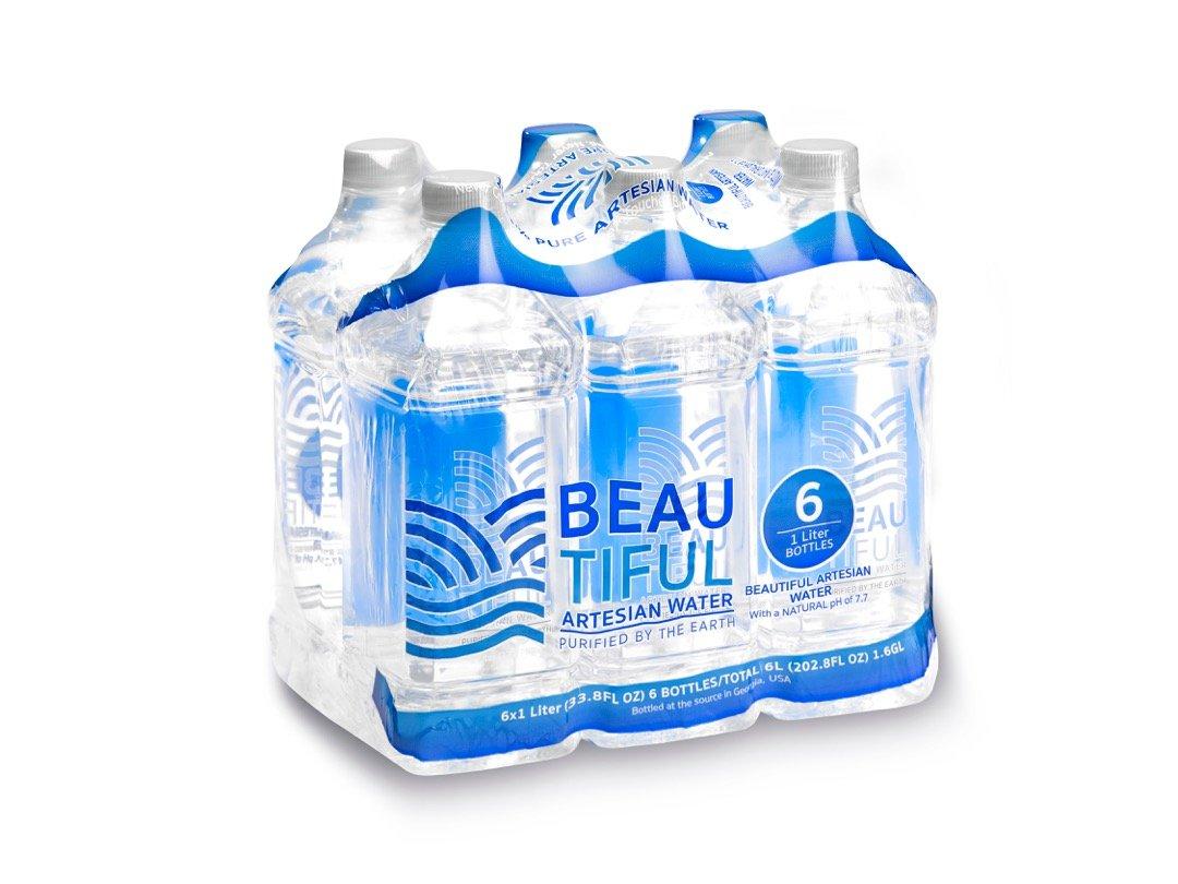 Amazon amicalola bottled water169 fl oz 12 pack amicalola bottled water sciox Gallery