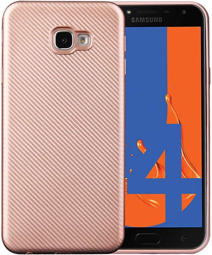SPAK Samsung Galaxy J4 Plus,J4 Prime Funda, TPU Ultra Delgado Cubierta de Protección de Silicona para Samsung Galaxy J4 Plus,J4 Prime (Rosa): Amazon.es: Electrónica