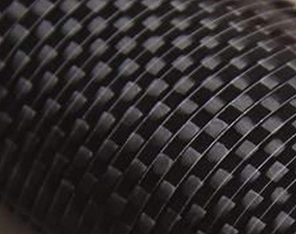 1x 43mm OD x 41mm ID x 100mm 3k Carbon Fibre Tube Roll-Wrapped
