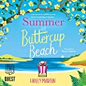Summer at Buttercup Beach: Hope Island Series, Book 2 Audiobook by Holly Martin Narrated by Penny Andrews