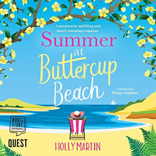 Summer at Buttercup Beach: Hope Island Series, Book 2