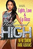 img - for Lights, Love & Lip Gloss (Hollywood High) book / textbook / text book