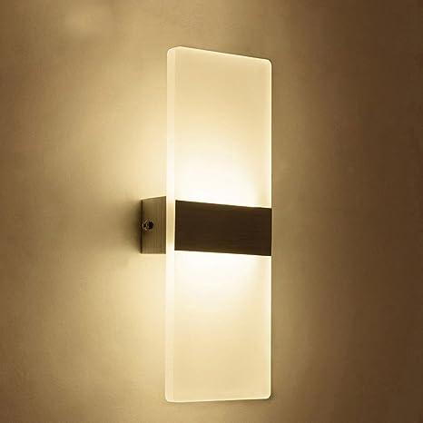 Avanthika E27 Wall Sconces Led Head Lamp Living Room Dining Room Bedroom  Corridor Balcony Over The