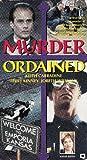 Murder Ordained [VHS]
