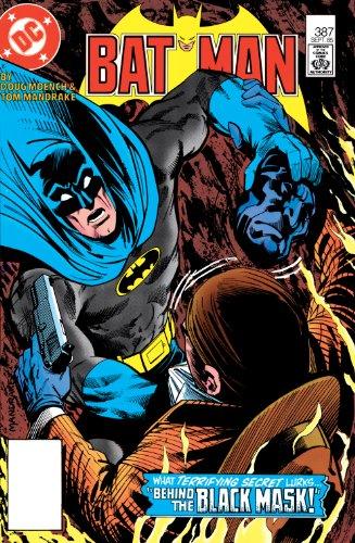 Batman (1994-) #387 (Batman (1994- ))