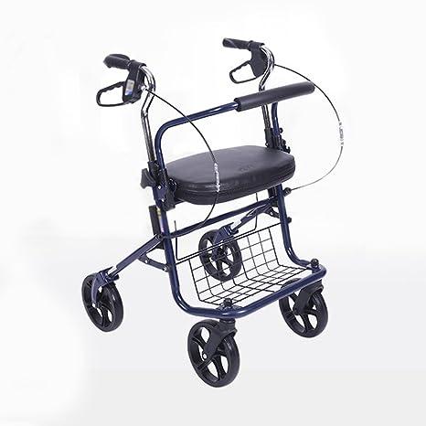 GTT Caminante Plegable de la Vespa de la Ayuda con la Compra del Carro de Compras