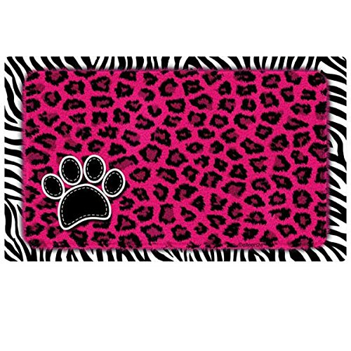 Drymate Place Furtitude 20 Inch Leopard product image