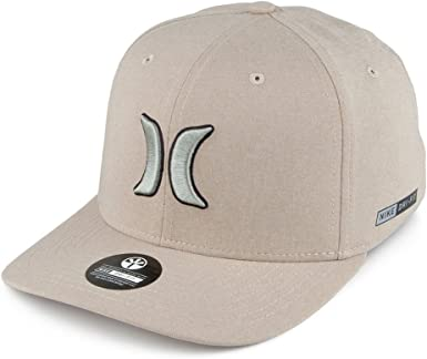 Gorra Hurley Dri-Fit Heather Beige: Amazon.es: Ropa y accesorios