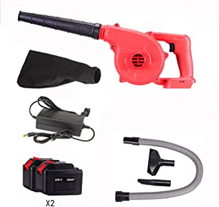 GYDXY Soplador Electrico - 1300W Soplador Aspirador/Soplador de ...