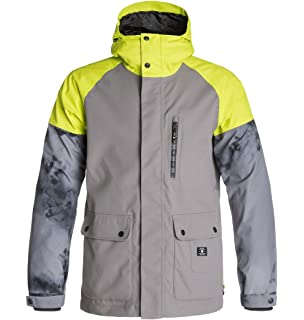 Amazon.com: DC Mens Ripley Snow Jacket: Clothing