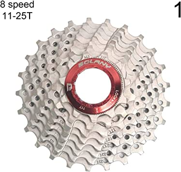 alsu3luy02Ld Bicicleta de montaña MTB 8/9 Velocidad Cassettes ...