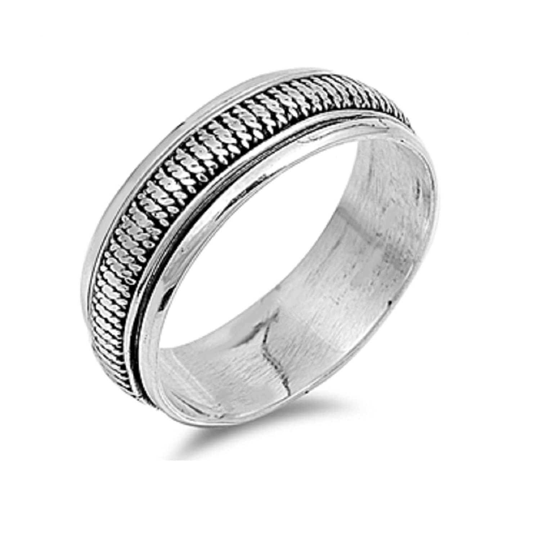 Bonyak Jewelry Sterling Silver Rhodium-Plated Large Script Initial N Charm