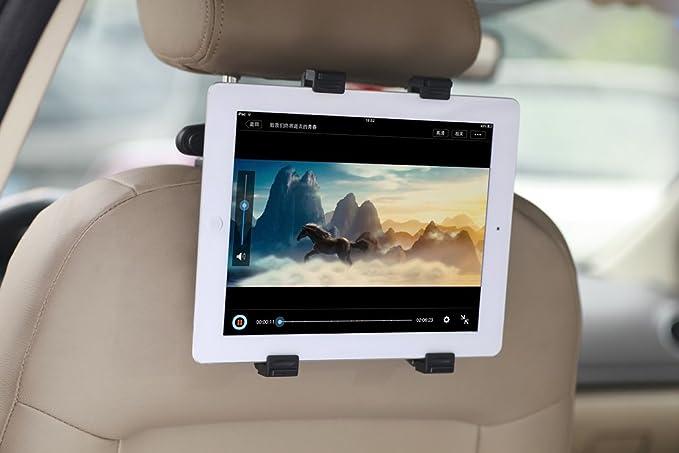 ARION Universal para Tablet de reposacabezas de coche para Pro soporte para iPad 2/3