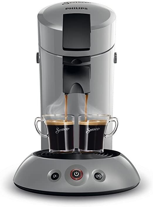 Philips HD7805/71 Senseo – Cafetera de monodosis Senseo – gris + 2 ...