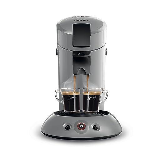 Philips HD7805/71 Senseo - Cafetera de monodosis Senseo - gris + 2 ...