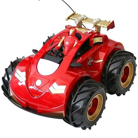 Bseion Control remoto inalámbrico Coche de juguete para niños Coche Coche de escalada Coche SUV Tracción