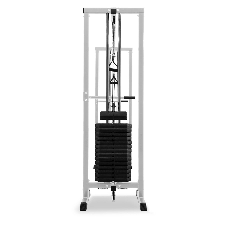 KLAR FIT Cablefit Máquina de Poleas Cruzadas - Multifunción con ...