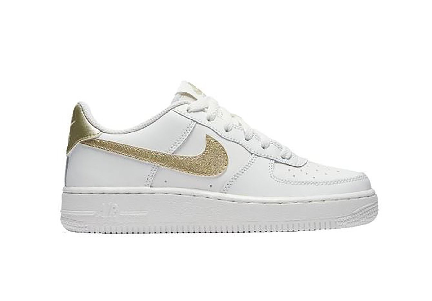 NIKE Air Force 1 GS - 314219127 - Color White - Size: 3.5