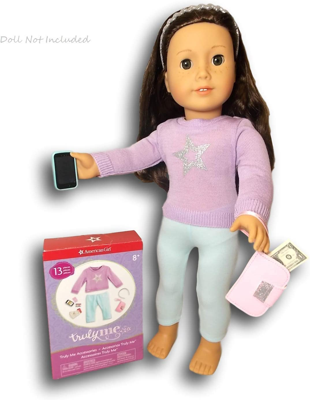 American Girl - Truly Me Accessories for Dolls - Truly Me 2017