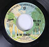 America 45 RPM In The Country / Tin Man