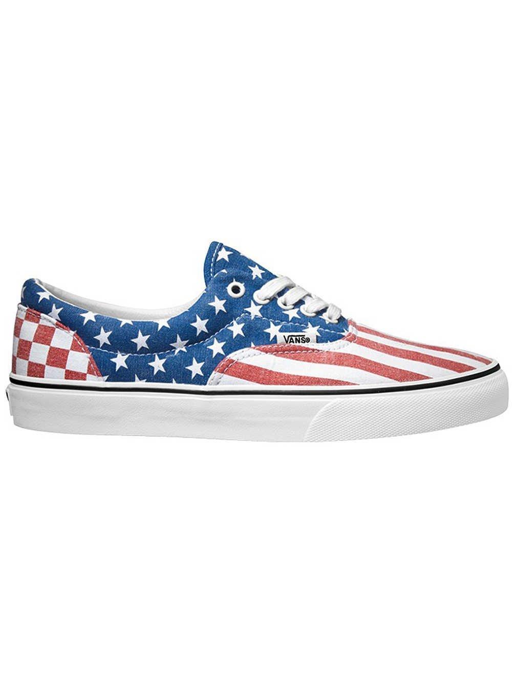 Vans Unisex Era 59 (Van Doren) Strs/Strps/Chr Skate Shoe 4.5 Men US / 6 Women US