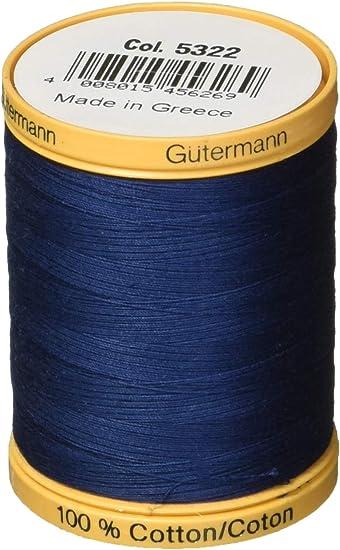 Gutermann Crema/ /algod/ón de la Rosca 800/M